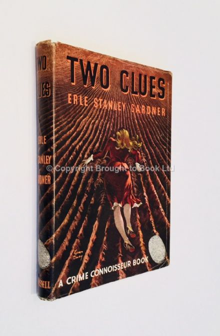 Two Clues by Erle Stanley Gardner First Australian Edition Cassell 1951